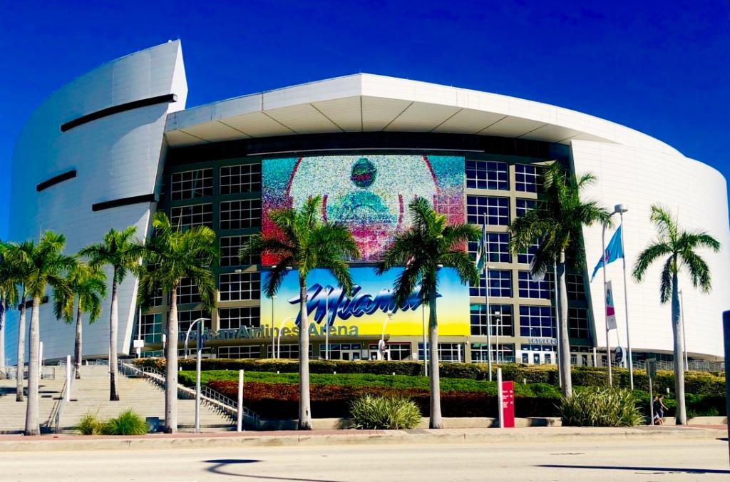 American Airlines Arena - Miami